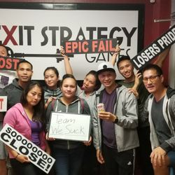 Photo Of Exit Strategy Games