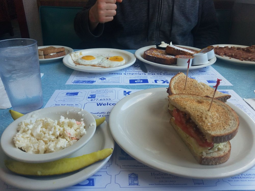 Schodack Diner: 1842 Columbia Turnpike, Castleton, NY