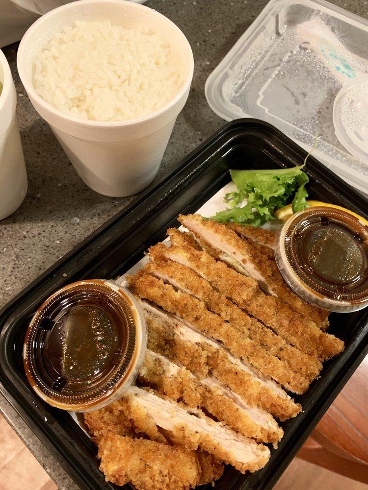 Food from Midori Sushi