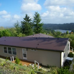 Photo Of Rich Rayburn Roofing   Coos Bay, OR, United States. Manufactured  Homes