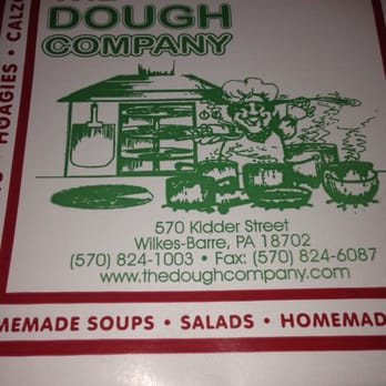 The Dough Company - 31 Reviews - Pizza - 570 Kidder St, Wilkes Barre ...