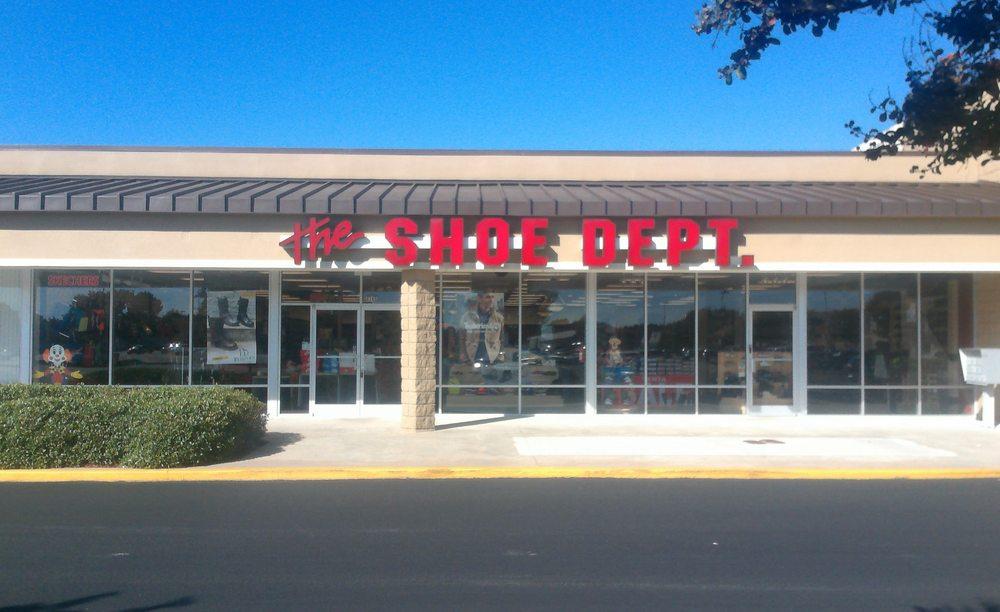 Shoe Dept: 4145 W Vernon Ave, Kinston, NC