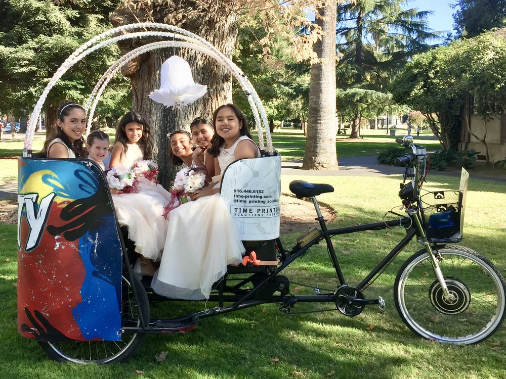 River City Rickshaw: 1514 F St, Sacramento, CA