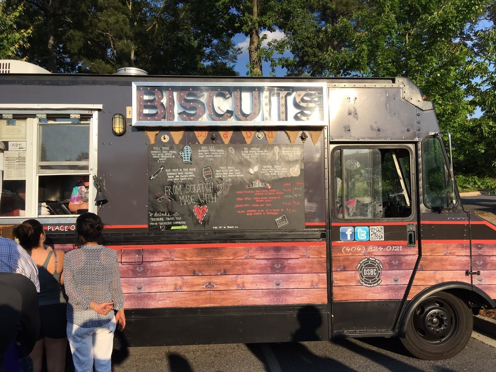 Deep South Biscuit Food Truck