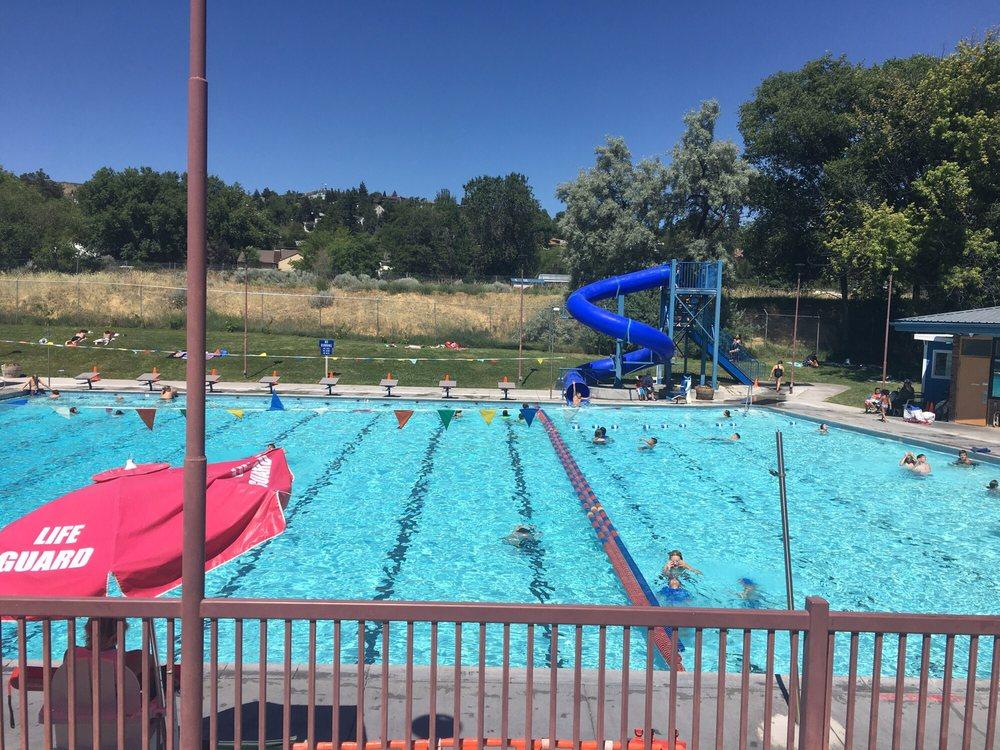 Ella Redkey Municipal Pool 12 Photos Swimming Pools 1805 Main St Klamath Falls Or