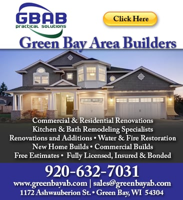 Photos For Green Bay Area Builders