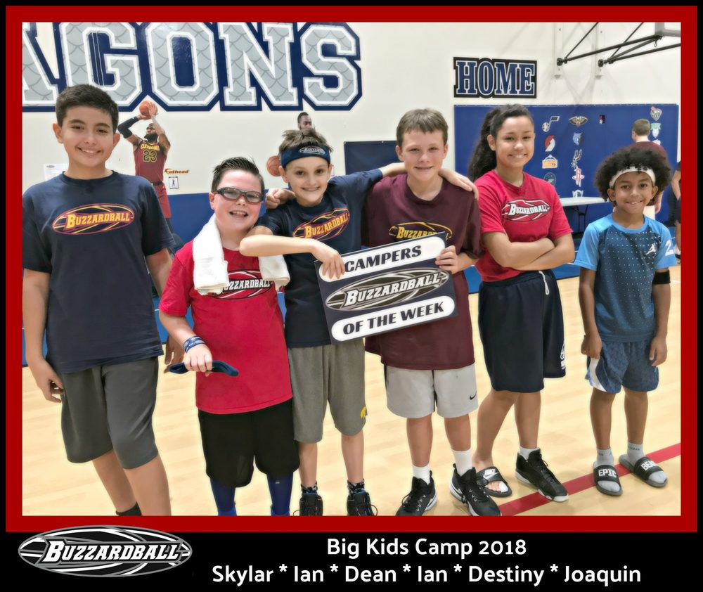 Buzzardball Youth Basketball