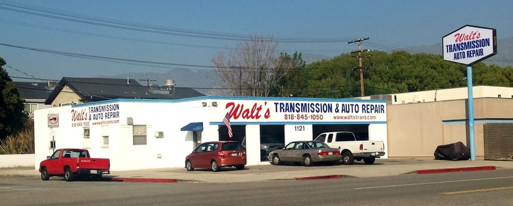 Walt's Transmission & Auto Repair