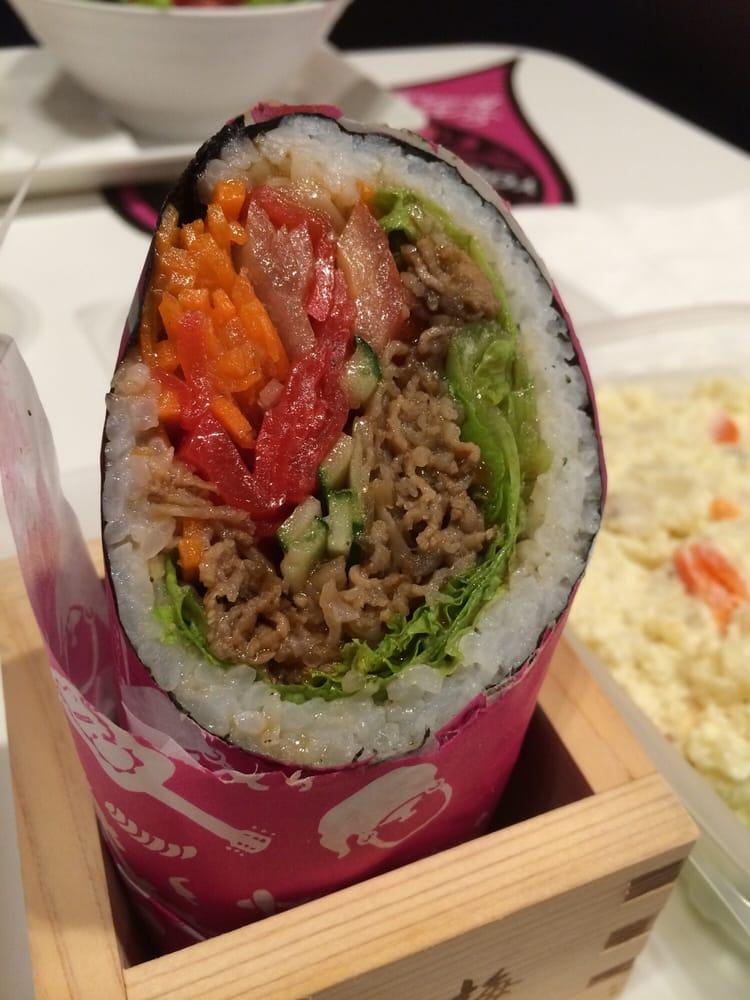 Sushi Burrito - 14 Photos - Japanese - Tanjong Pagar ...