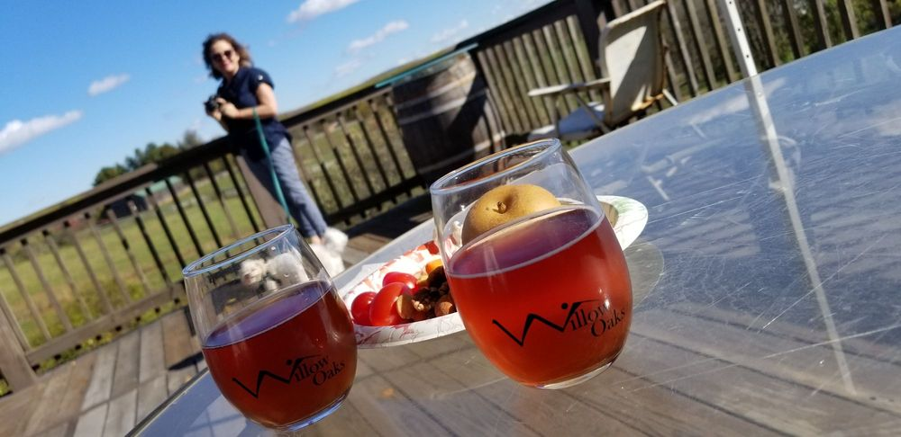 Willow Oaks Craft Cider and Wine: 6219 Harley Rd, Middletown, MD