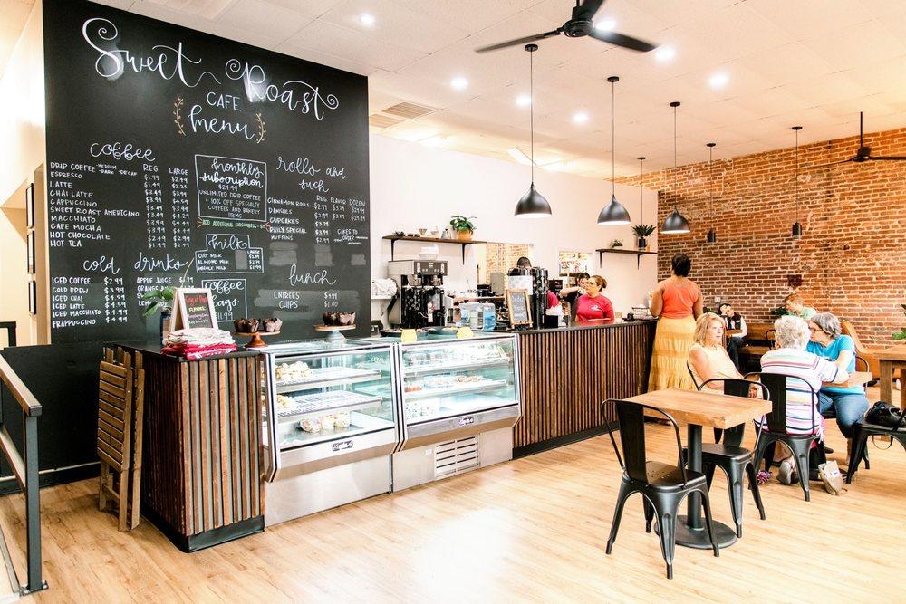 Sweet Roast Cafe: 115 Bull St, LaGrange, GA