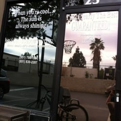Photo Of Sun Pro Window Tinting Riverside Ca United States