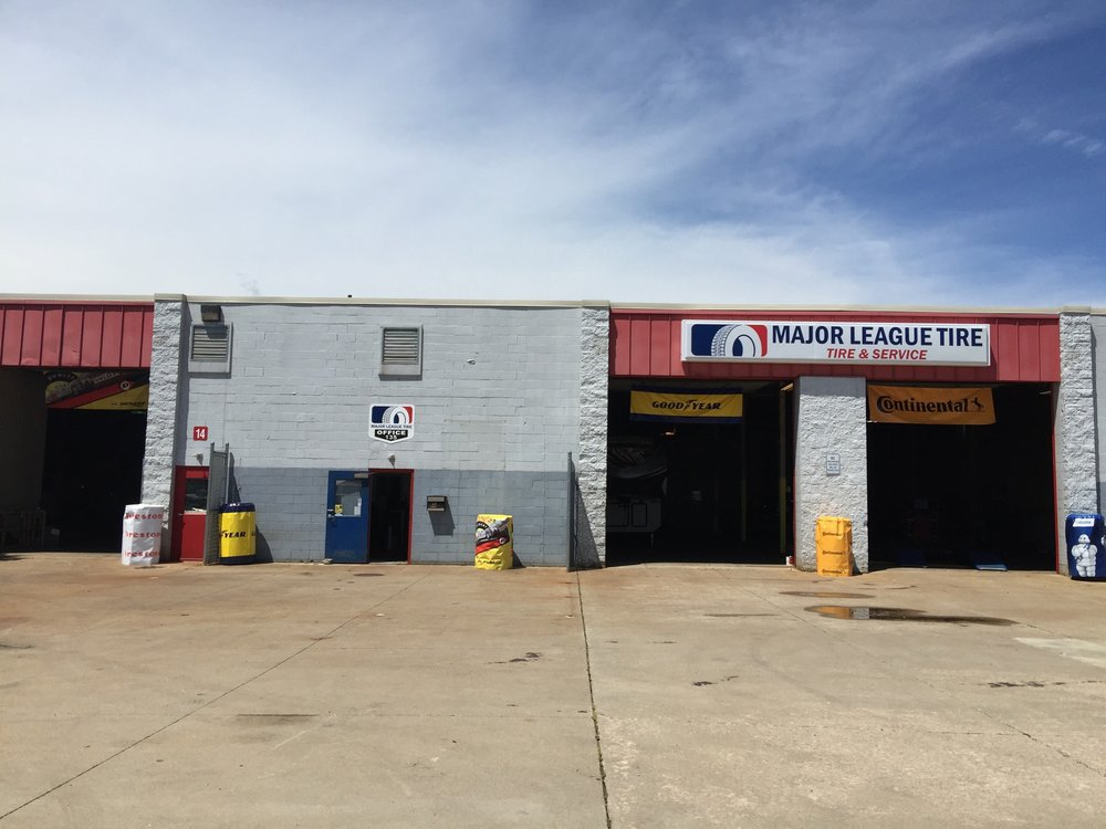 Major League Tire and Service