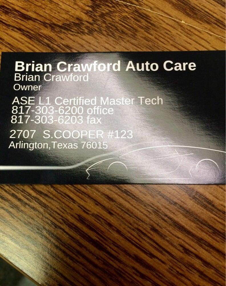 Brian Crawford Auto Care
