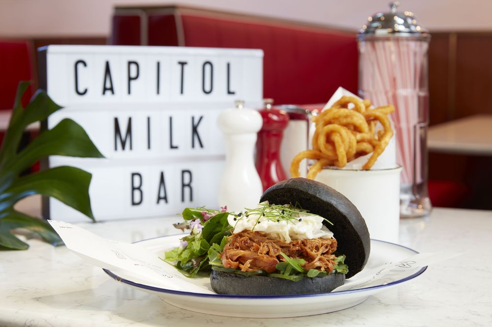 Capitol Milk Bar Singapore