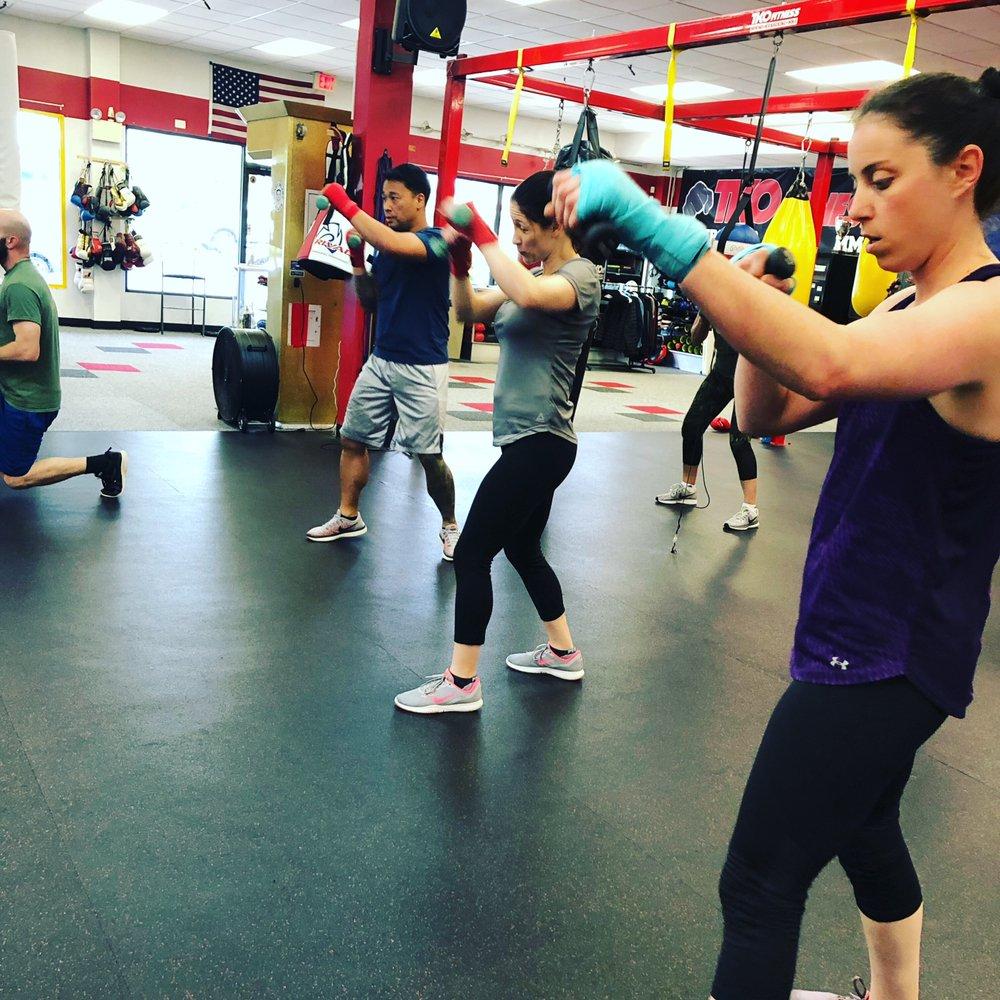 TKO Fitness: 1615 Kings Hwy N, Cherry Hill, NJ