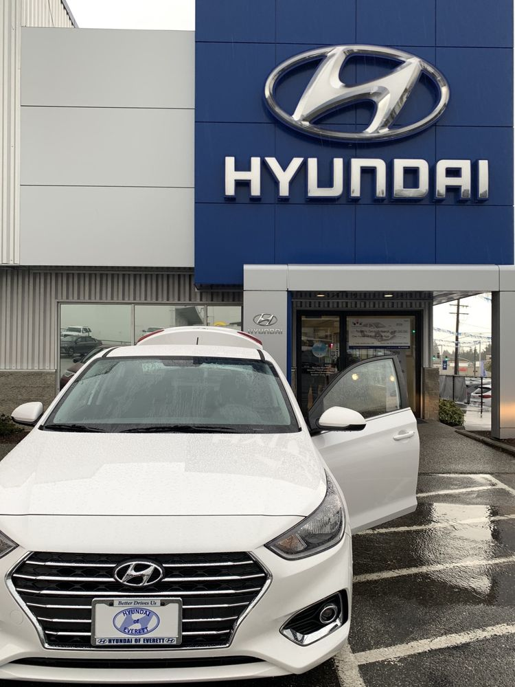 Hyundai Of Everett 14 Photos 81 Reviews Car Dealers 7800 Evergreen Way Wa Phone Number Yelp