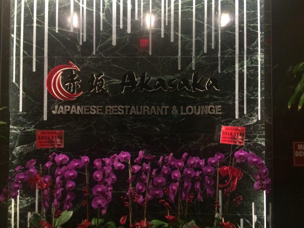 Grand open yelp for Akasaka japanese cuisine