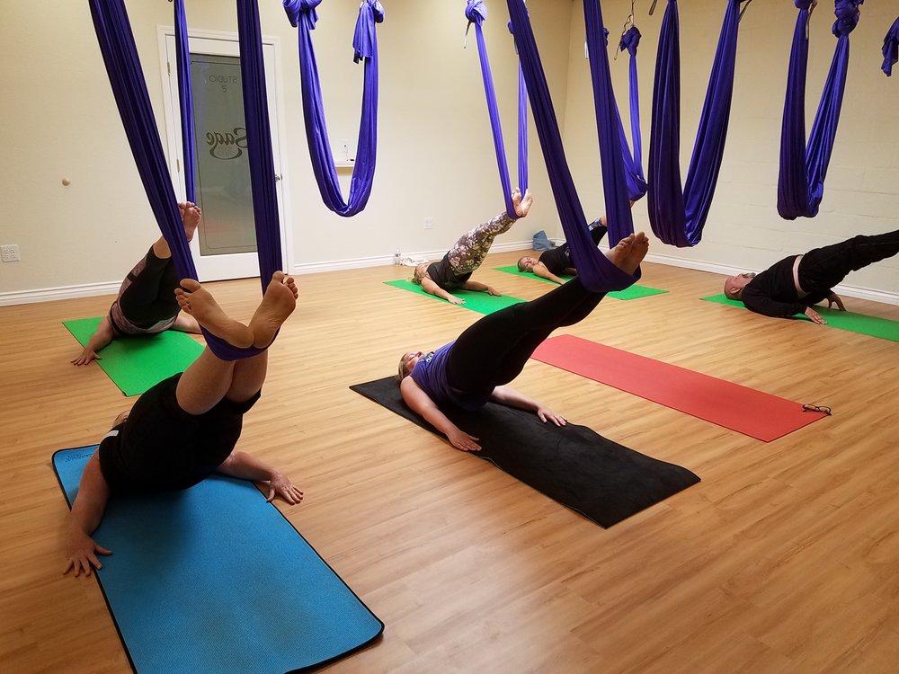Sage Yoga Studios