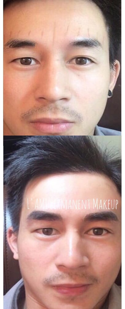 Natural 6d Eyebrows Embroidery For Men By L Ami Yelp