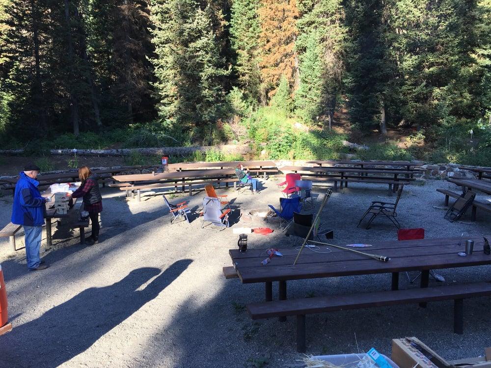 Jordan Pines Group Campground: Fr 632, Salt Lake City, UT