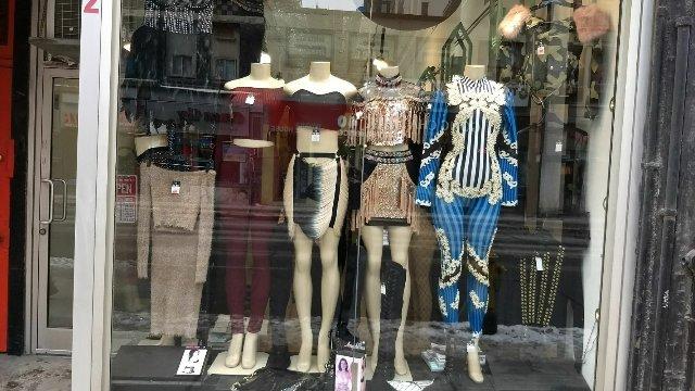 Axiom Ladies Boutique