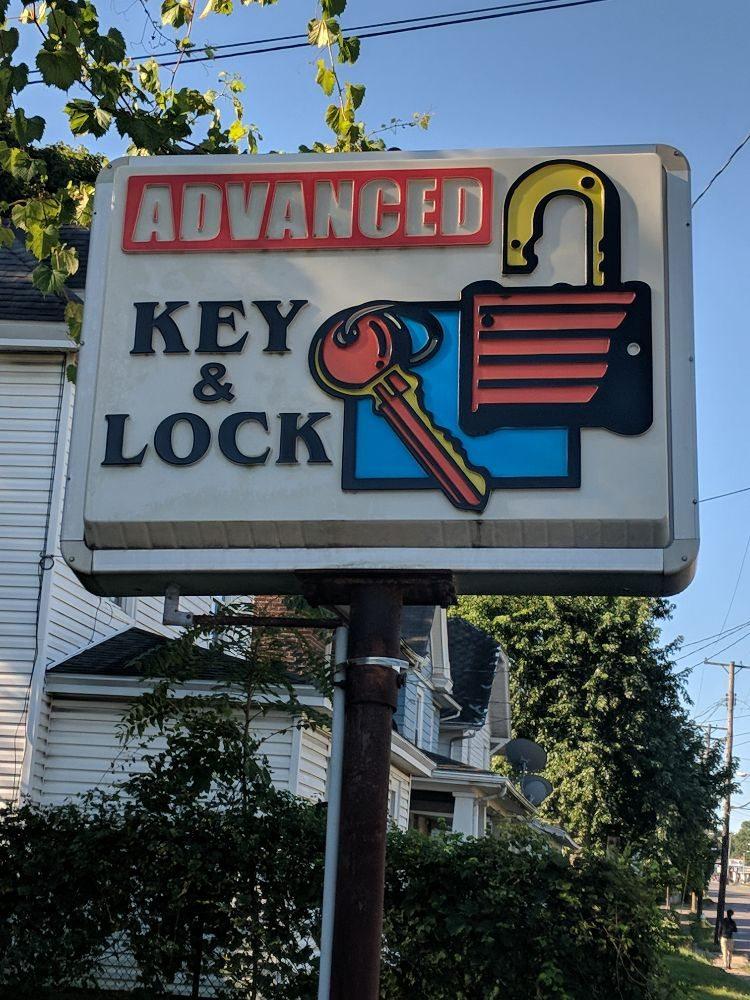 Advanced Key & Lock Shop: 51 Lexington Ave, Mansfield, OH