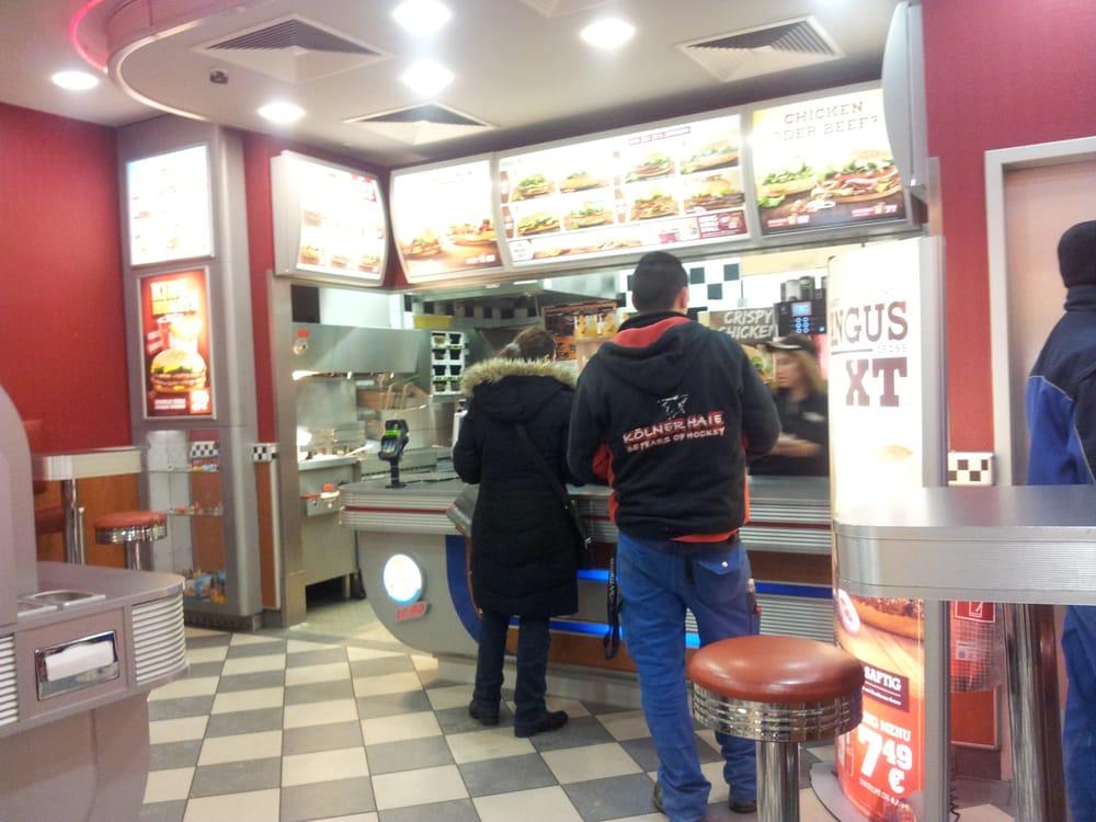 Burgerking Köln