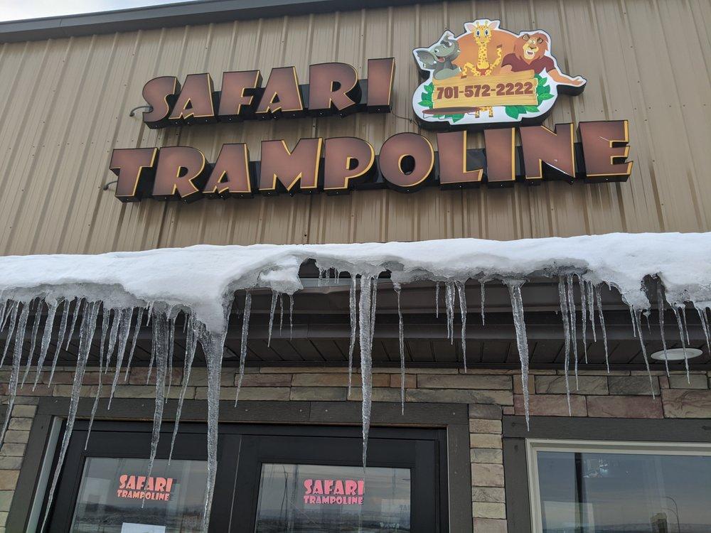 Safari Trampoline Park: 3206 26th St W, Williston, ND