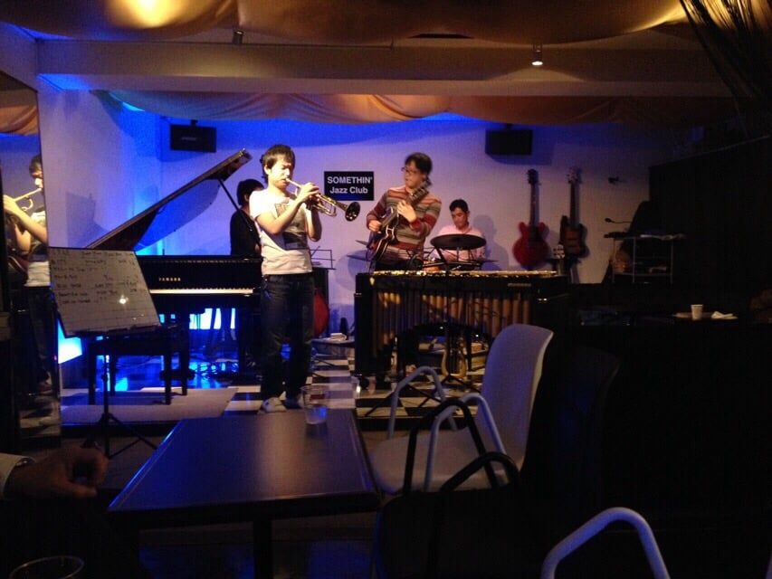 Ikebukuro Somethin Jazz Club