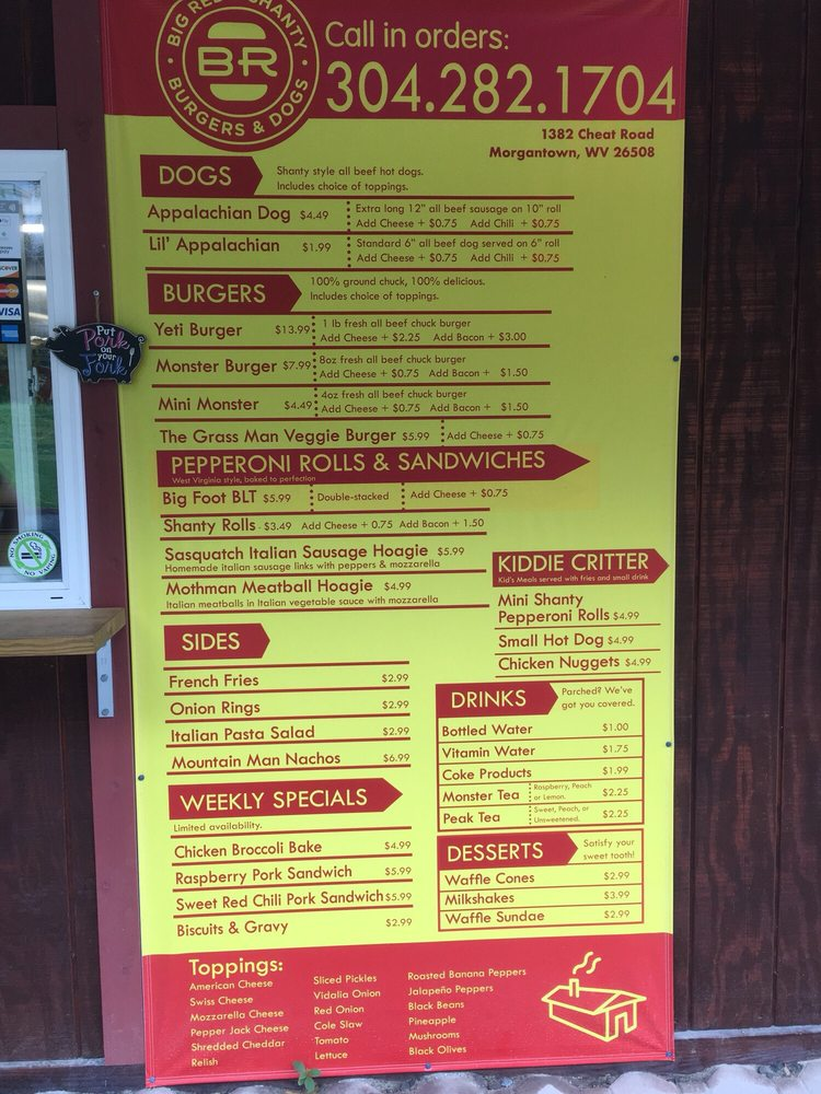 Big Reds Shanty Burgers & Dogs - 21 Photos & 16 Reviews