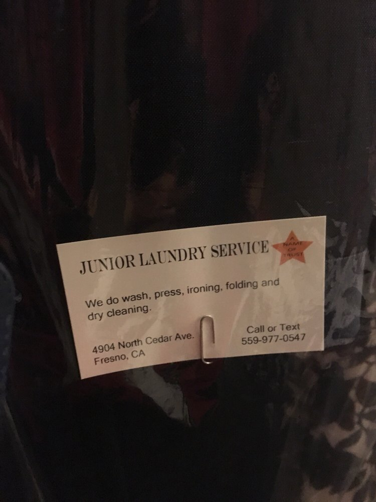 Junior Laundry Service