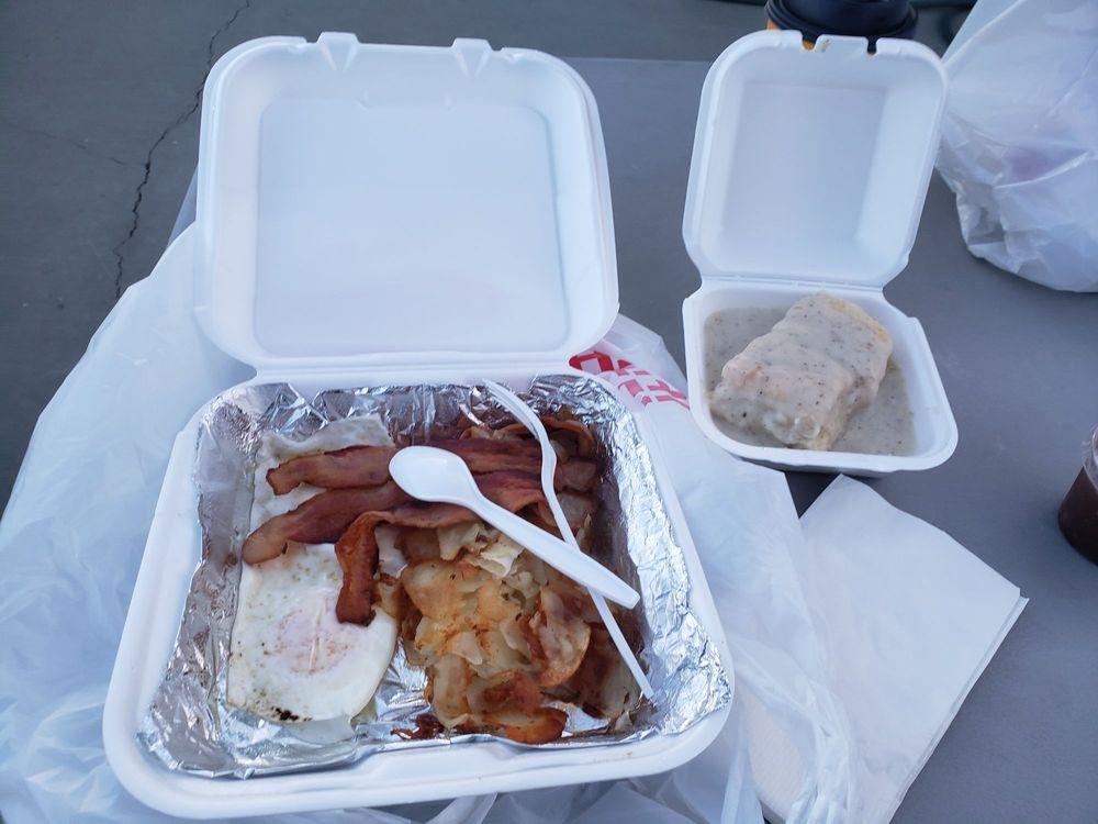 Emma Jean's Holland Burger Cafe: 17143 N D St, Victorville, CA