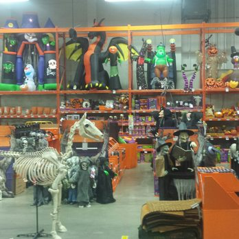 photo of the home depot copiague ny united states halloween decorations