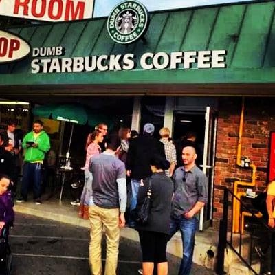 Dumb Starbucks - CLOSED - 39 Photos & 14 Reviews - Cafes