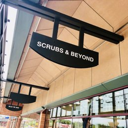 e8848390984 Photo of Scrubs & Beyond - Burnsville, MN, United States. Entrance to our