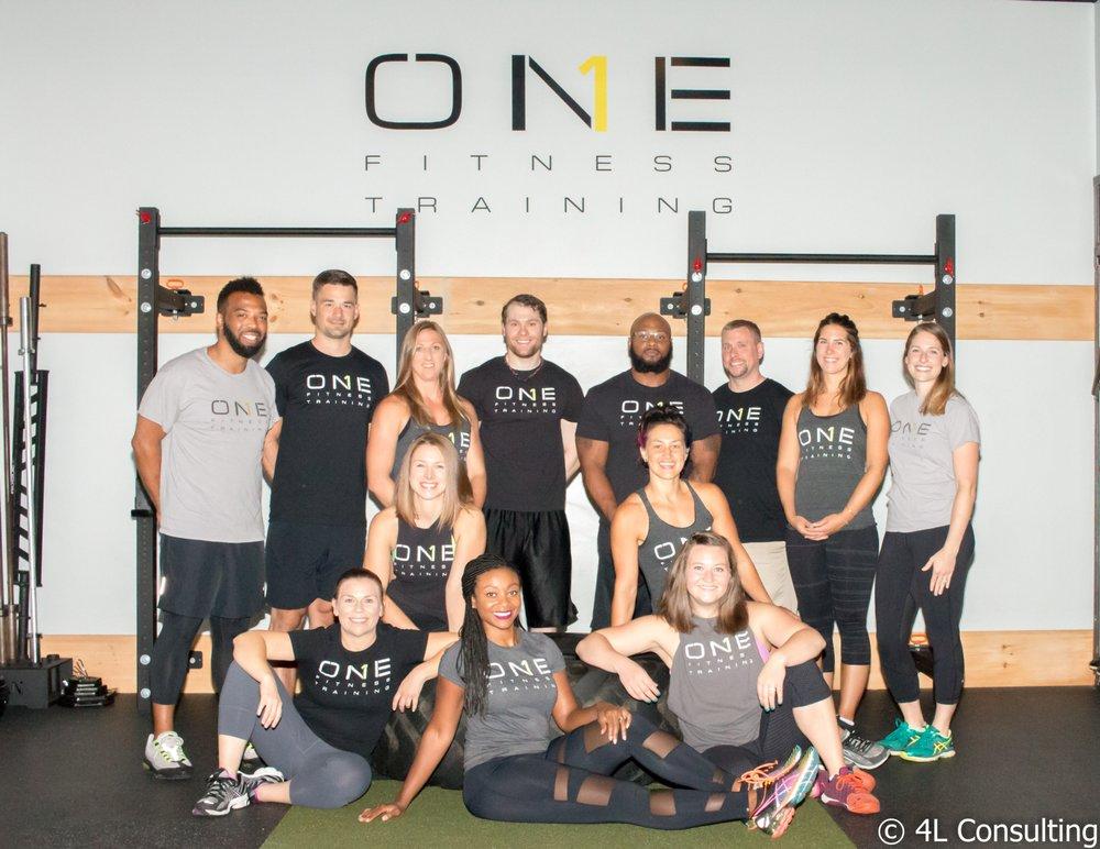 ONE Fitness Training