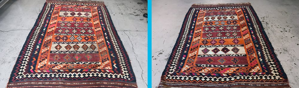 Photo Of Babash Rug Cleaning Los Angeles Ca United States Antique Turkish