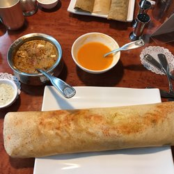 Photo Of Sankalp Decatur Ga United States Masala Dosa Yummy