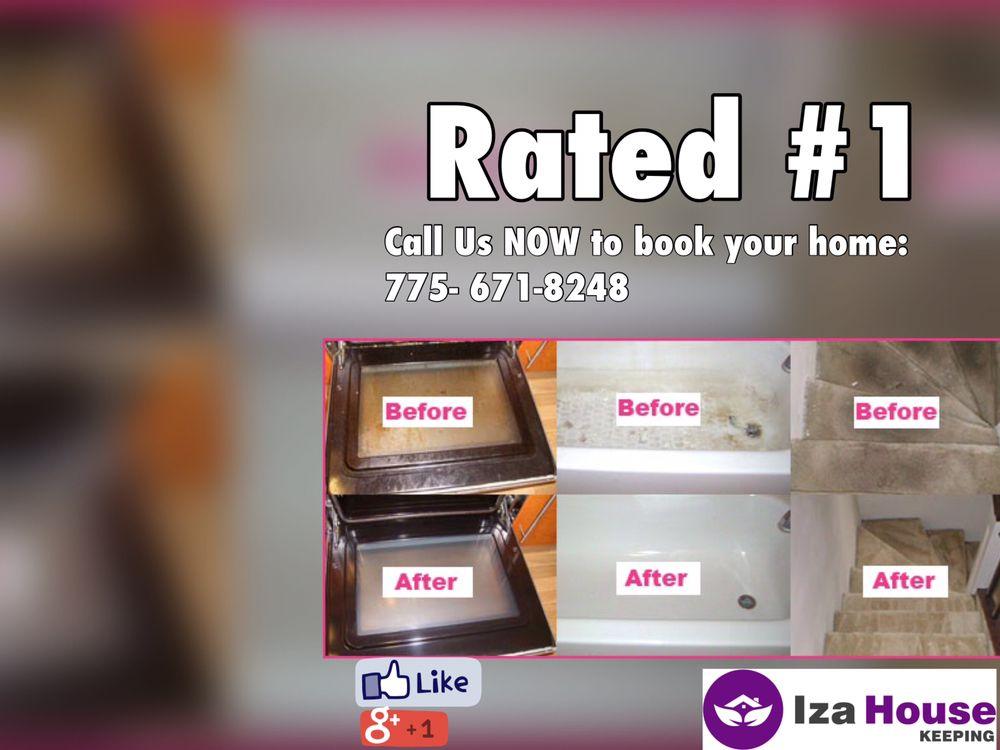 Iza Housekeeping Services