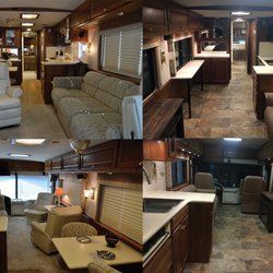 Photo Of Specialized RV Repair   Sacramento, CA, United States. 1999  FORETRAVEL REMODEL