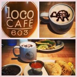 Loco Cafe Denton Menu