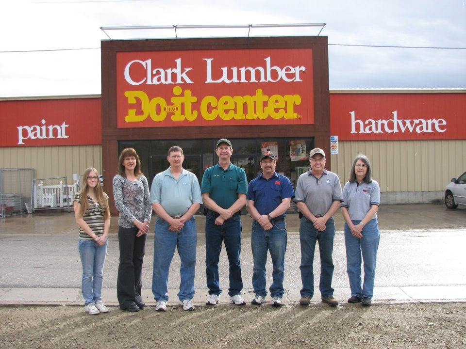 Clark Lumber Co: 2 S 5th St, Herington, KS