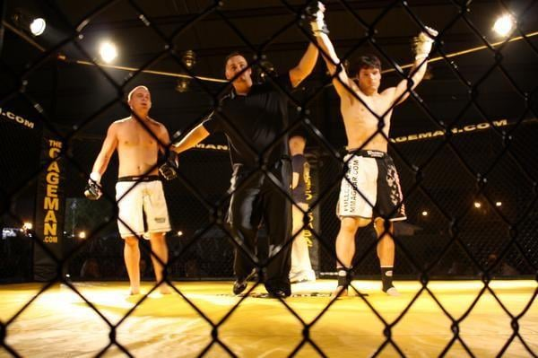Upper Cumberland MMA: 125 E Spring St, Cookeville, TN