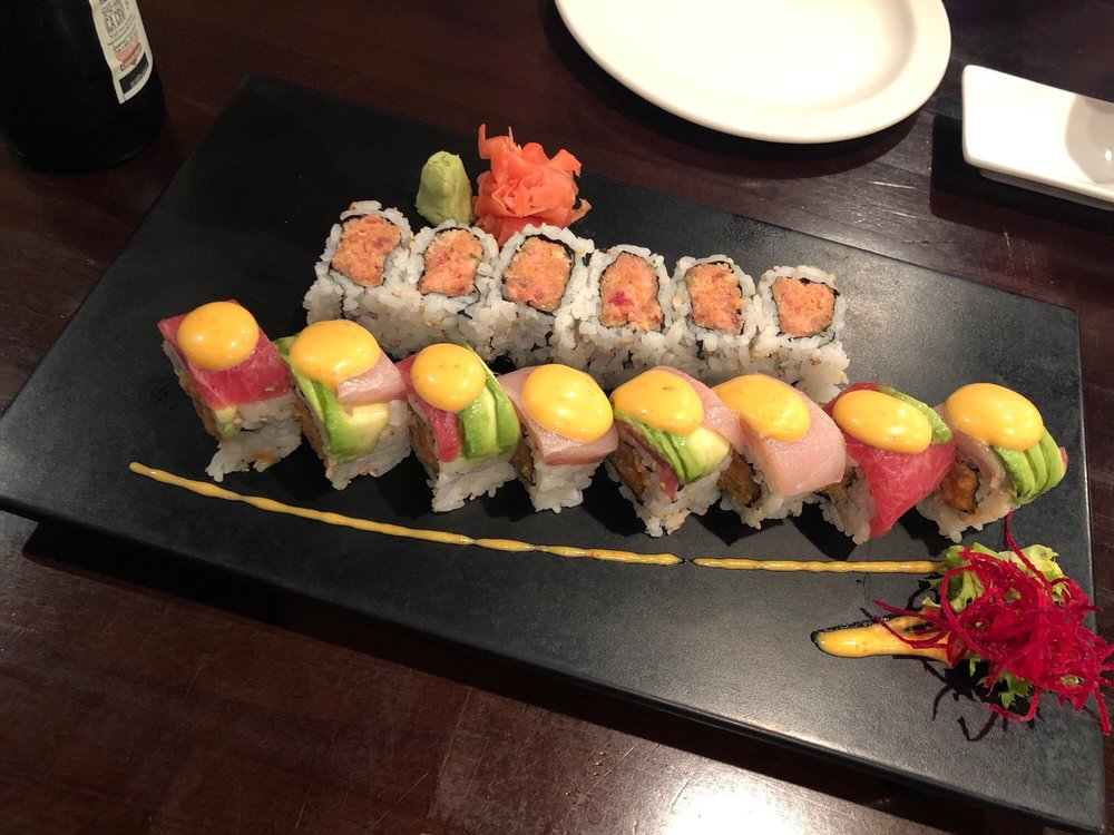 Ichiban Steakhouse and Sushi: 3187 University Ave, Dubuque, IA
