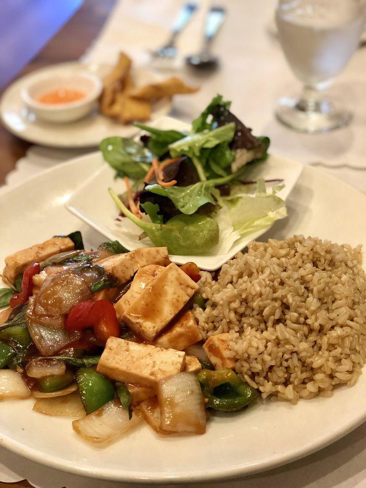 Thai Basil Tofu Yelp