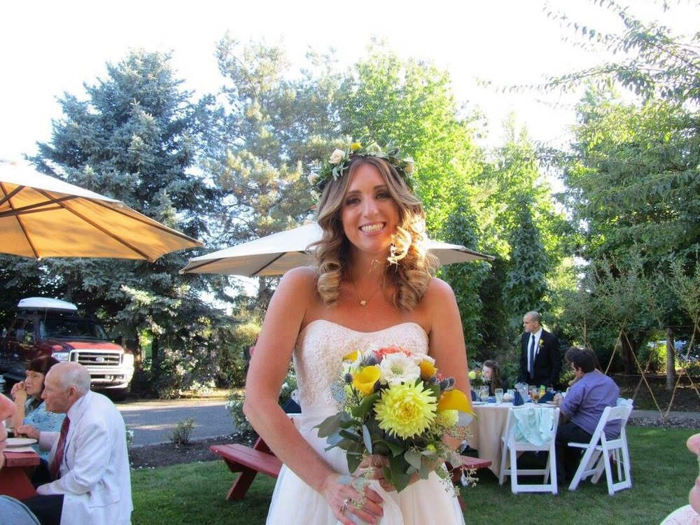 My beautiful bouquet and flower halo yelp for Forest grove plumbing