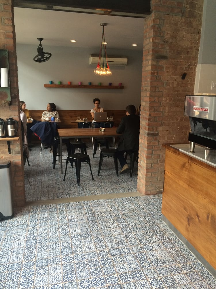 Cafes Near Crown Heights
