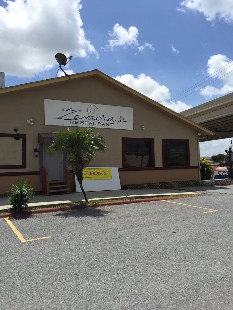 Zamora's  Restaurant: 36489 Olmito N Rd, Los Fresnos, TX