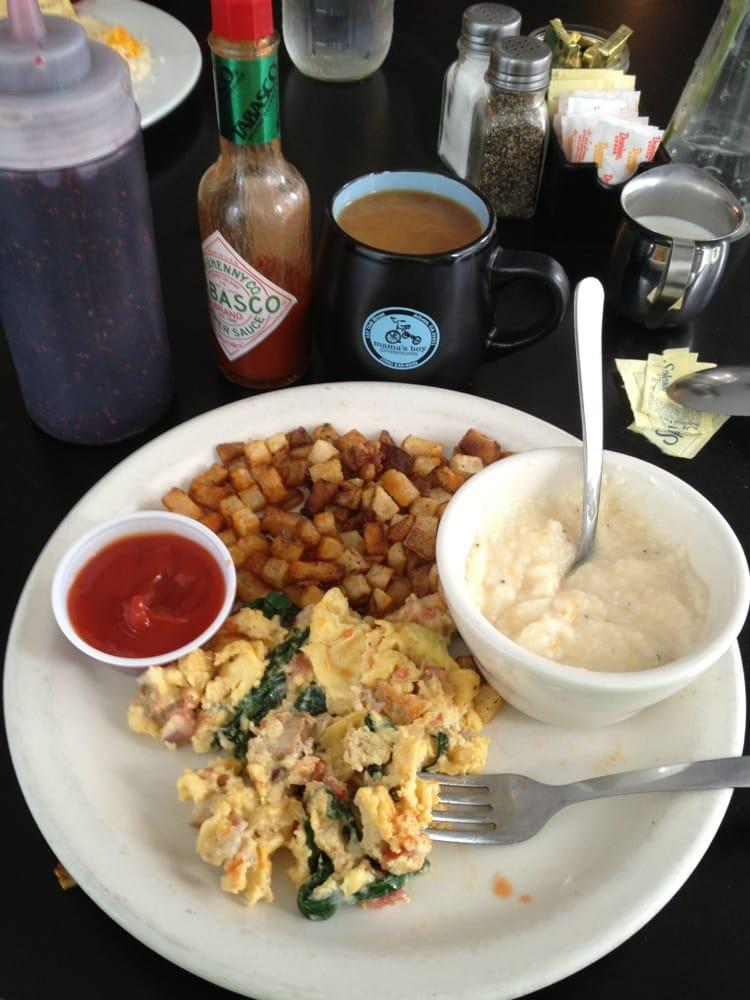 Chicken, Spinach, And Potato Hash Recipe — Dishmaps
